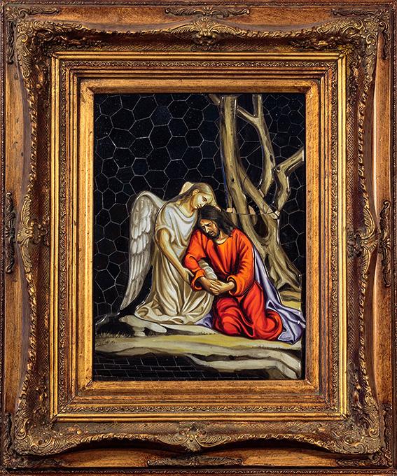 Sakrales Mosaik
