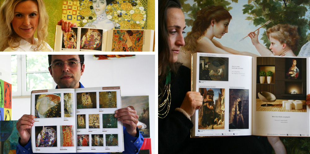 Kataloge mit alten Meistern