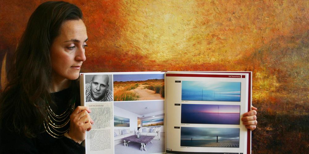 zafrane Muenchen Katalog mit Landschaften