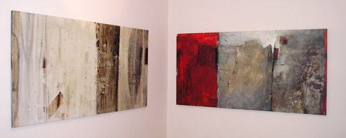 Abstrakte Kunst und abstrakte Gemälde