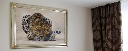 Auftragsmalerei und individuelle Gemälde