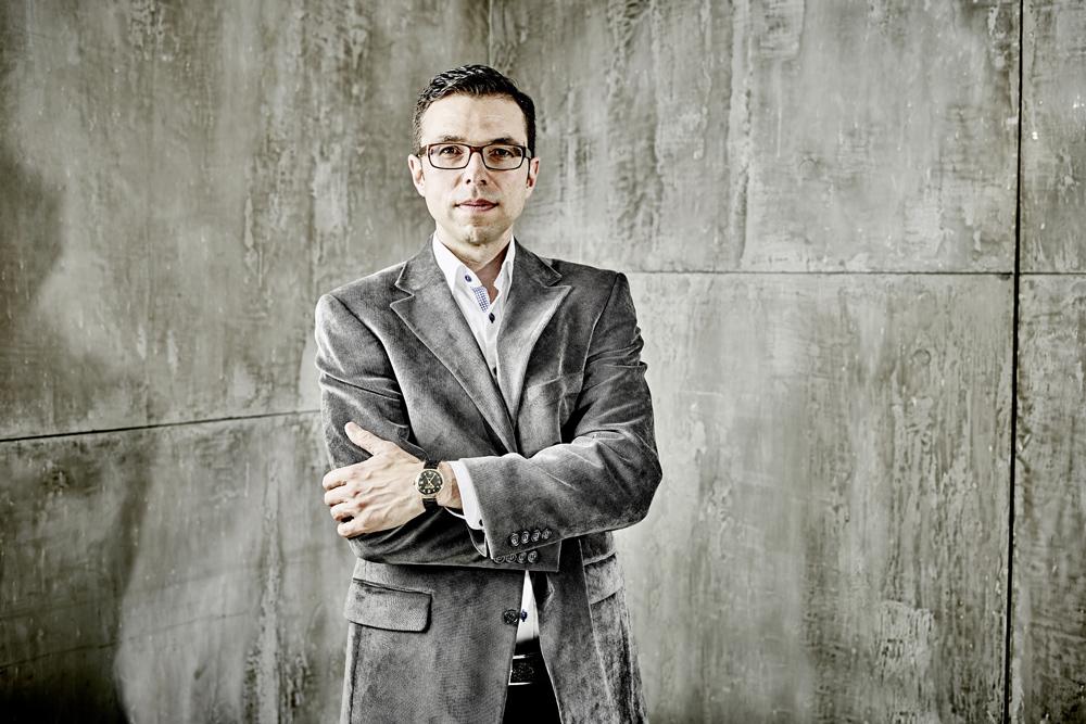 Inhaber Daniel Cid Gomez Galerie und Kunsthandel München