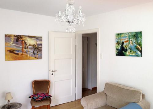Impressionistische Gemälde nach Sorolla und Renoir