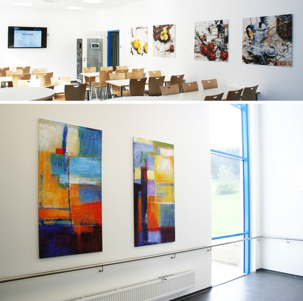 Moderne Wandbilder moderne wandbilder zafrane münchen moderne ölgemälde