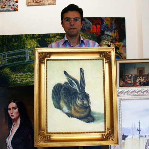 Dürer Gemäldekopien kaufen