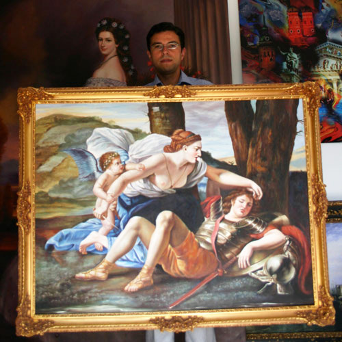 Tizian Gemälde kaufen