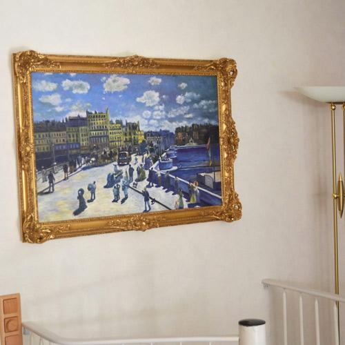 Impressionismus Malerei Renoir