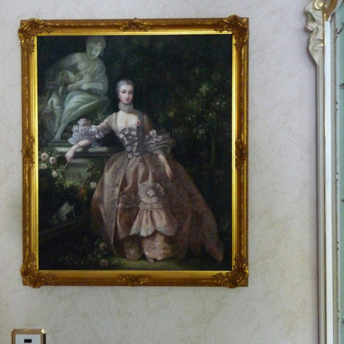 Ölbilder kaufen Rokoko Stil