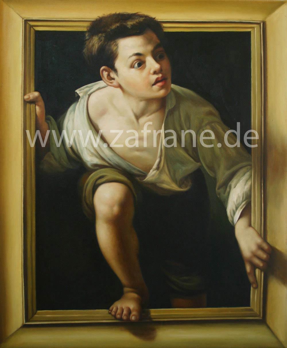 Klassische Bilder Flucht vor der Kritik