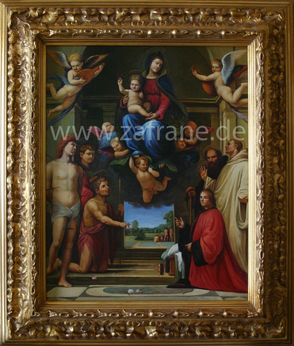 Oelgemaelde nach Fra Angelico kaufen