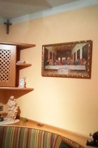 Das letzte Abendmahl nach Leonardo da Vinci
