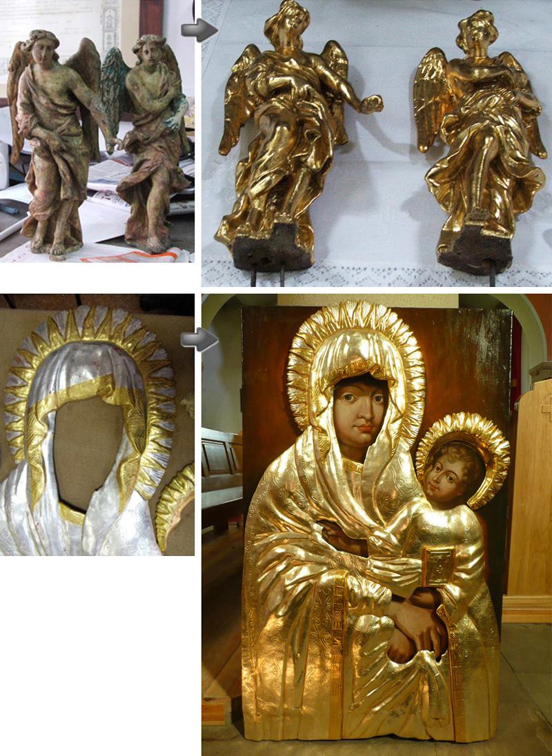 sakrale kunst von zafrane m nchen religi se bilder und restaurierung von sakralen objekten. Black Bedroom Furniture Sets. Home Design Ideas