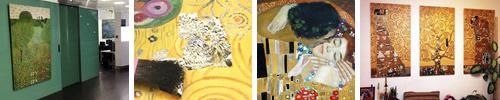 Gustav Klimt Bilder und Gemälde