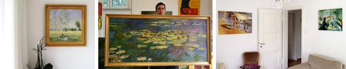 Impressionistische Bilder