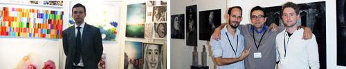 Daniel Cid Gomez Kunsthandel auf Kunstmessen