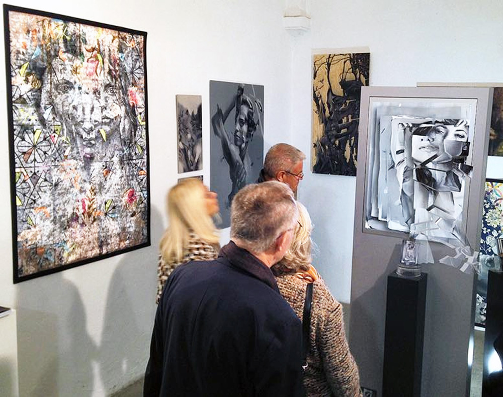 ARTMUC Kunstmesse 2017