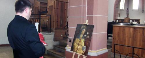 Sakrale Kunst und religiöse Bilder